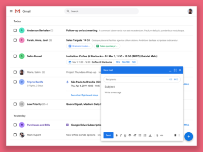 What Gmail could have become