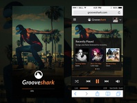 Quick Concept for Grooveshark