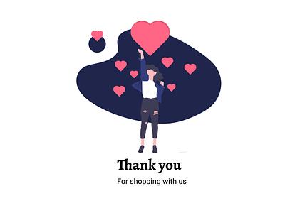 Thank you Card thank you card card thank you ui design figma design ui