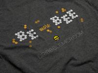 Dribbble Manchester t'shirt design