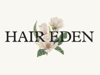 Hair Eden Logo