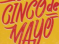 Cinco de Mayo WIP