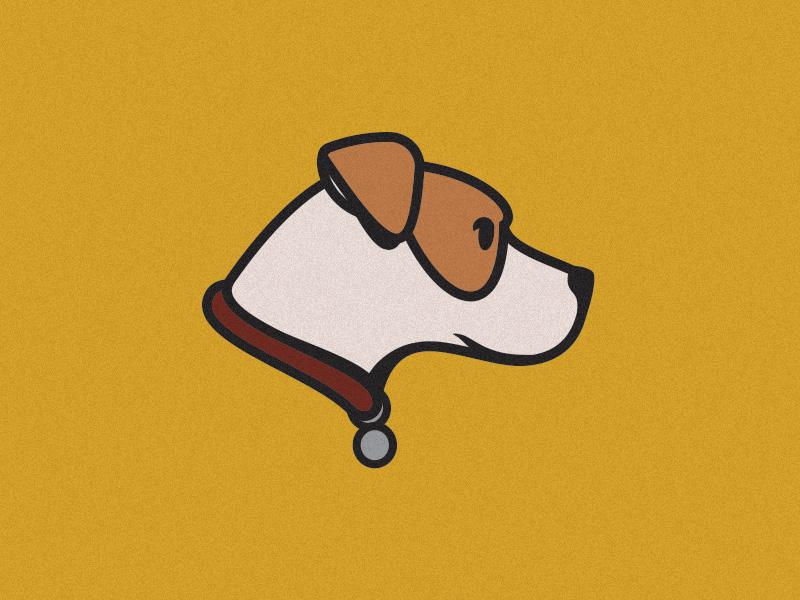 001 Hogan profile dog illustration