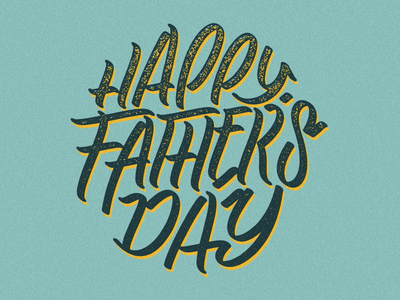 Soulsight × Dads script stamp texture illustration type soulsight vector typography