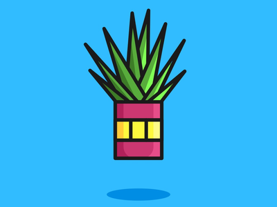 Another Potted Plant