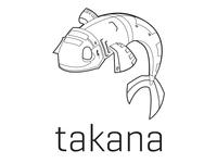 Takana Logo WIP