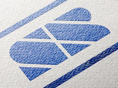 SR business logomark monogram mark idaho boise identity branding logo