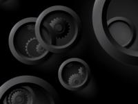 Experimental sureal gears