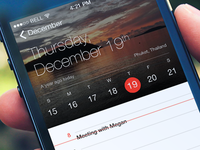 Apple Calendar Redux