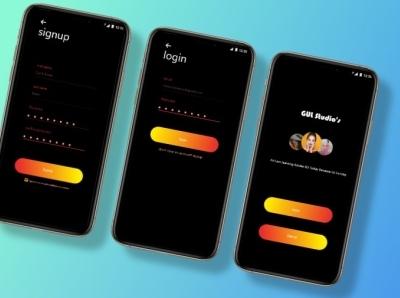 Boutique App UI