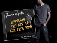 Shannon's new EP