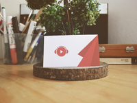 Plaay - Business Card