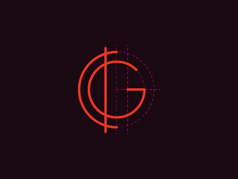 this is the letter g of a font ive designed for a logo project i really liked it its fancy and inspired by art deco i will enjoy your comment and if