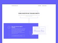 Tesouro Direto - Landing Page
