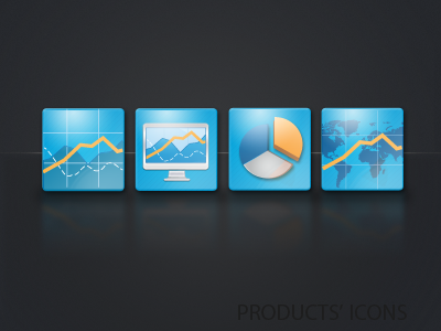 Products' Icons icon icons gui