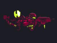 Halo 5 Illustration