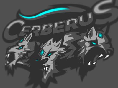 Cerberus Mascot Illustration