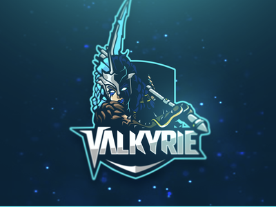 Valkyrie Fortnite Mascot Full