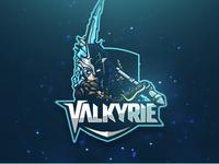 Valkyrie Fortnite Mascot Full