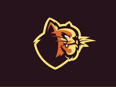 Panthar Mascot Logo