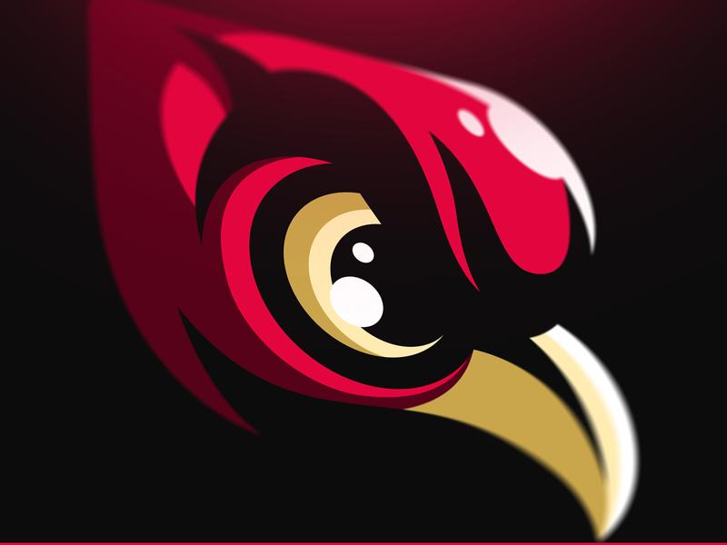 B + Eagle Mascot bretagne graphiste laureaux didier b letter b branding logodesign gaming esport mascot logo b logo