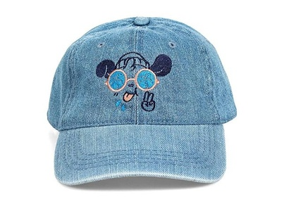 Dope As Heck Denim Hat