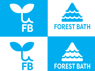 Forest Bath App Logo