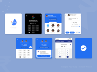 Google Pay App - Smart Watch uxuidesign payments redesign app userinterface google app redesign concept - google pay user experience app design smartwatch-design google pay application payment app google pay google apple watch application design ux ui