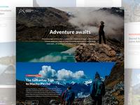 Mountain Lodge Peru