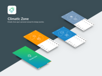 Climatic Zone - weather app