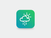 Weather Launcher Icon