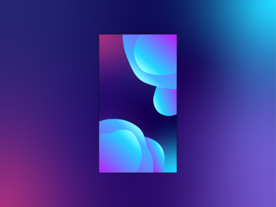 Abstract Wallpaper Illustration