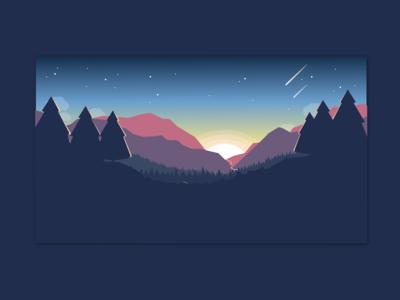 Illustration_Wallpaper_NightSky
