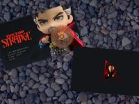 Business Card for a Superhero