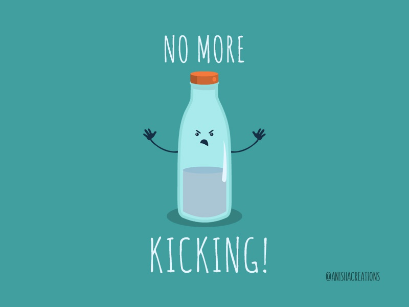 Bottle Cap Challenge - NOT! storytelling geek humorous graphic humorous illustration fun silly challenge bottle memes lol comics humor illustration character kawaii cartoons cute funny