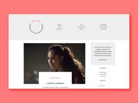 Like A Girl - Website