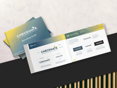 Checkmate Pharmaceuticals Branding Guide