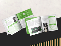 Grow Pharmaceuticals Branding + Brochure