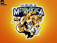 Logo Atlética Mitológica