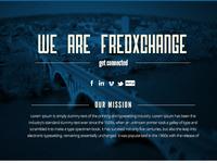 Fredxchange site