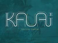 Kauai Hand Lettering
