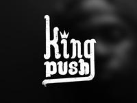 Kingpush Hand Lettering