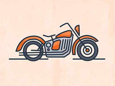 Vector Chopper chopper motorcycle