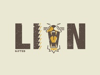 Gifted Lion