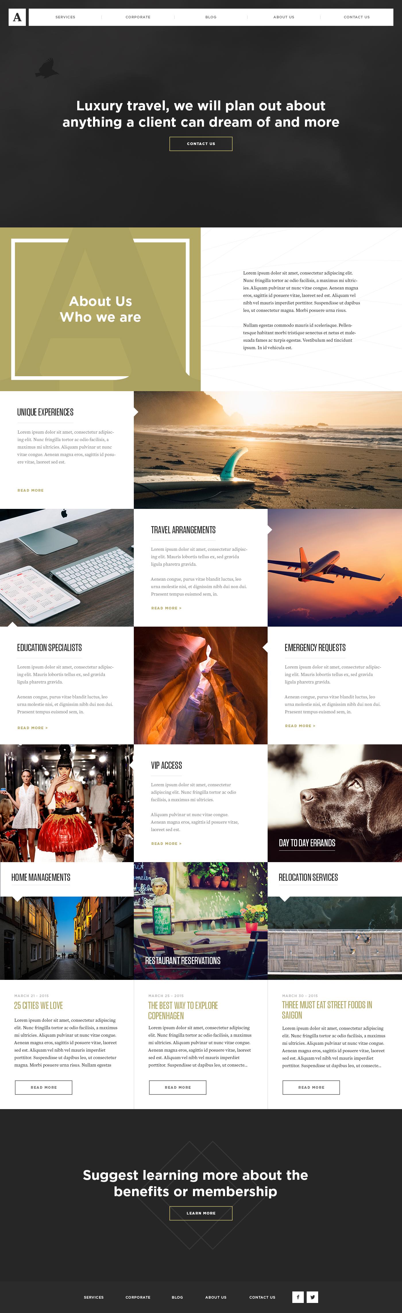 Luxury travel agency2