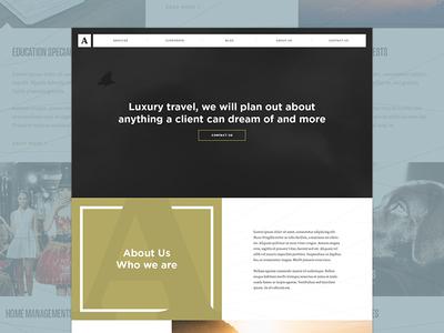 Luxury Travel Agency