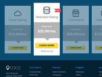 Coco pricing tables