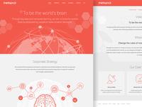 Metaps corporate website