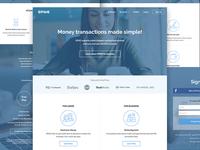 Spike Marketing Site Redesign