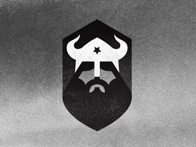 Brutal Brands enforcerator hand of doom hardcore blackwhite sabbath beard brutal logo